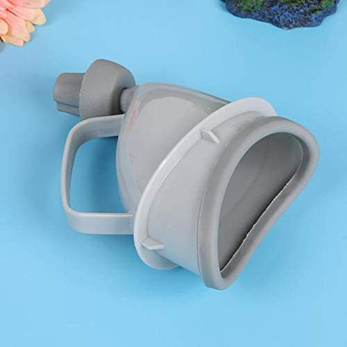 NeverSad Portable Multi-function Urinal Outdoor Women Female Urinal Funnel Camping Hiking Travel Urine Urination Device Toilet