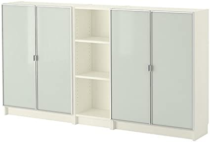 IKEA BILLY / MORLIDEN - Librero, blanco - 200x106x28 cm ...