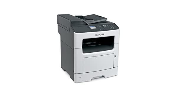 Lexmark MX310dn - Impresora multifunción láser (A4, 1200 dpi, 256 ...