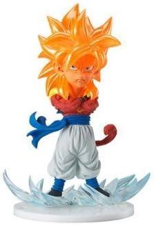 new Bandai Banpresto Dragon Ball Goku Trunks Gogeta Gashapon PVC figures model