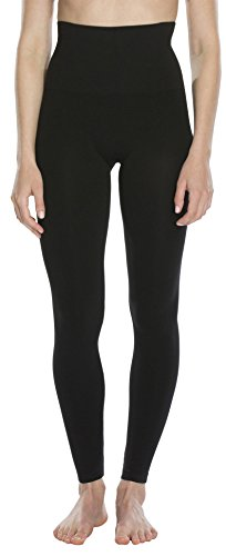 Spanx ASSETS Red Hot Label Shaping Leggings Black Size Small (Red Hot Label By Spanx High Waisted Leggings)