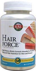 - Kal Hair Force -- 60 Capsules