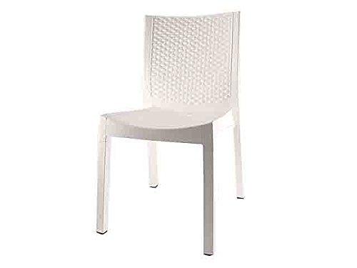Sedie Per Il Giardino.Dimaplast Panarea Sedie Per Interno Ed Esterno Ideali In Giardino