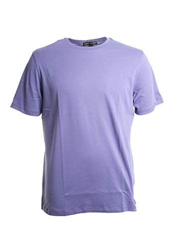 Robert Barakett Georgia Short Sleeve Crew T-Shirt - Seasonal Colors (Cool Grape, M)