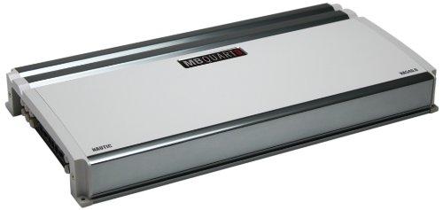 MB Quart NA540.6 Nautic Amplifier, 6-Channel 540-Watt