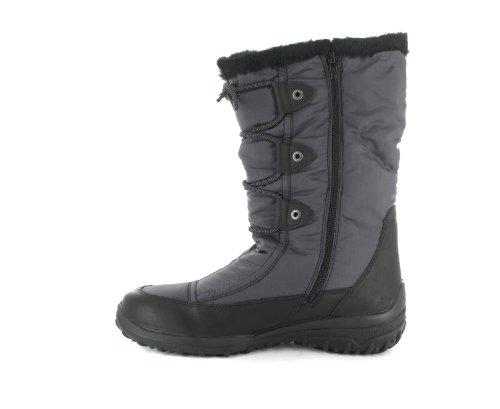 GREY Boots grau Gabor Women's Gray schw YCaxtqw