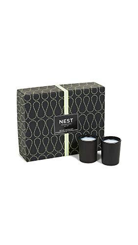 NEST Fragrances Luxury Mini Votive Candle Set (Best Selling Luxury Candles)