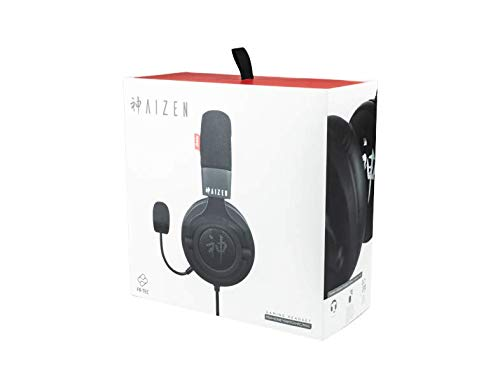 FR·TEC - Auriculares Gaming Headset AIZEN - PS4, Xbox One, Nintendo Switch, PC, Mac: Amazon.es: Videojuegos