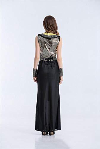 Vestito Di Dress Donna Da Costume Ambiguity Abito Halloween xqwgFAaIZ