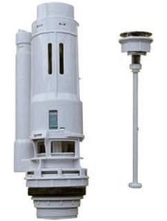 MONTSERRAT DESCARGADOR Cisterna DE PULSADOR Universal con Llave INCLUIDA