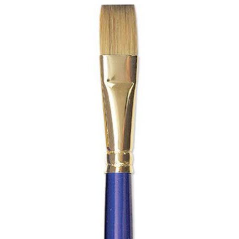 Robert Simmons - Sapphire Brush - Bright- Long Handle - 0