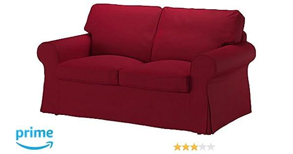 IKEA EKTORP – Sofá de dos asientos cama funda es EKTORP Funda para sofá cama para EKTORP de dos Asiento Sofá Cama Solo funda, Ikea EKTORP Cover, sofá ...