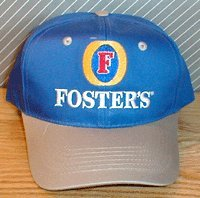 fosters-logo-beer-adjustable-snapback-embroidered-cap-royal-blue-and-khaki