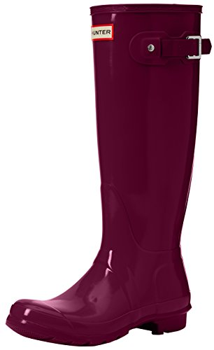 para Purple Agua Mujer de Botas Wellington Rvi High Morado Hunter Boots wHxzqX10Y