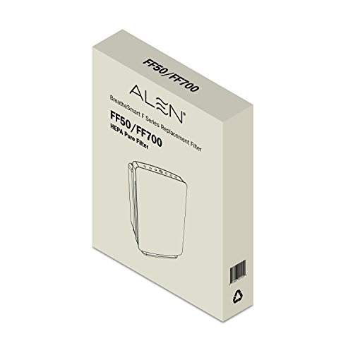 Alen Ff50 Mp Hepa Odorcell Replacement Filter For