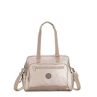 Kipling Women's Alanna Diaper Bag, Metallic Glow, One Size