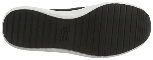 camel active Damen Spring 71 Sneakers Mehrfarbig (multicolor/black 02)