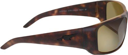 Arnette La Pistola AN4179-05 Polarized Sport Sunglasses,Fuzzy Havana/Brown Polarized,55 mm