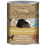 By Nature Organics 100% Organic Chicken Canned Dog Food