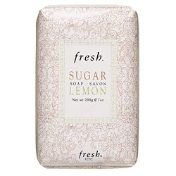 Lemon Sugar Body Lotion Fresh (Fresh Sugar Lemon Soap - 200g/7oz)