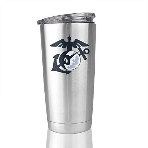 - Marine Corps And Eagle Globe 20 Oz Stainless Steel Vacuum Insulated Tumbler Travel Mugs