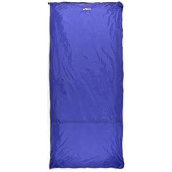 Chinook ThermoPalm Rectangular 32-Degree Synthetic Sleeping Bag, Blue, Large
