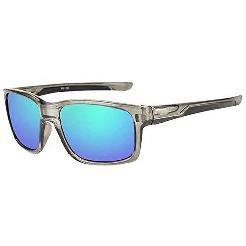 Sunglasses Designer Fishing Driving Sun Protective Glasses for Male Masculino,C01,with ()