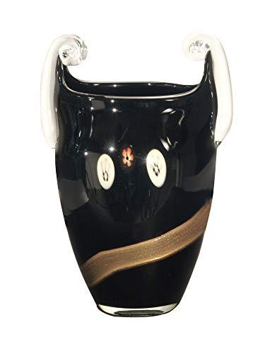 (Dale Tiffany PG80155 Santiago Decorative Vase, 9-Inch by 14-Inch)