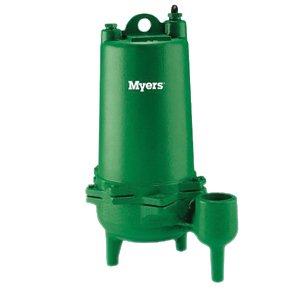 Myers Effluent Pump - Myers MW200-23 Effluent Pump, 165 gpm, 2
