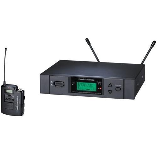 Audio Technica ATW3110A UHF 3000 Series UniPak Wireless System (Audio Technica 3000 Series)