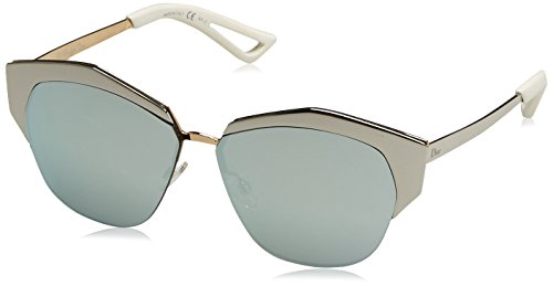 Dior Women Mirrored D4W/DC Sunglasses - Gucci Mirrored Sunglasses