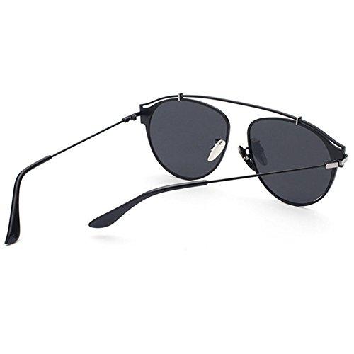 Aoligei True Color film Chao hommes et femmes polarized lunettes de soleil lunettes de soleil ronde actuelle 8tzC8RZn