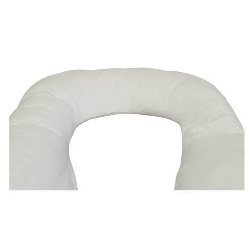 KHOMO @ Extra Light Full Body Maternity Pillow U Shaped With Easy...