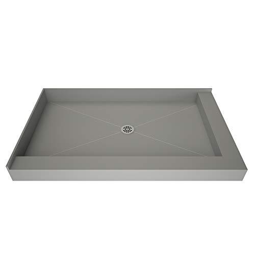 Tile Redi 4260CDR-PVC Base Shower Pan, 60
