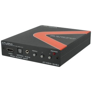 Lenexpo Atlona PC/Component to HDMI Video Scaler (AT-HD510VGA) -