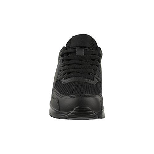 Black Bambini Donna Alla Scarpe Moda Sneaker New Corsa Chunkyrayan Durban Unisex Uomo Turnschuhe Sport Da XtTqOt