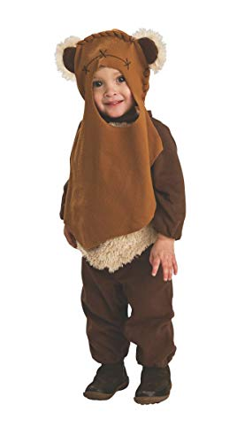 Star Wars Romper And Headpiece Ewok, Toddler -