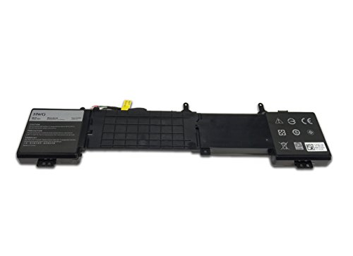 HWG 6JHDV Battery Compatible Dell Alienware 17 R2 5046J P43F Series, Fits P/N 6JHDV (14.8V 92WH) by HWG (Image #4)