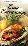 Easy Entertaining, Publications International Staff, 141272161X