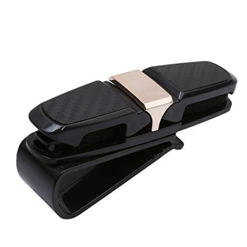 paper clip sunglasses clip multi-function car glasses clip auto supplies NANHAI Carbon fiber car glasses clip car card clip