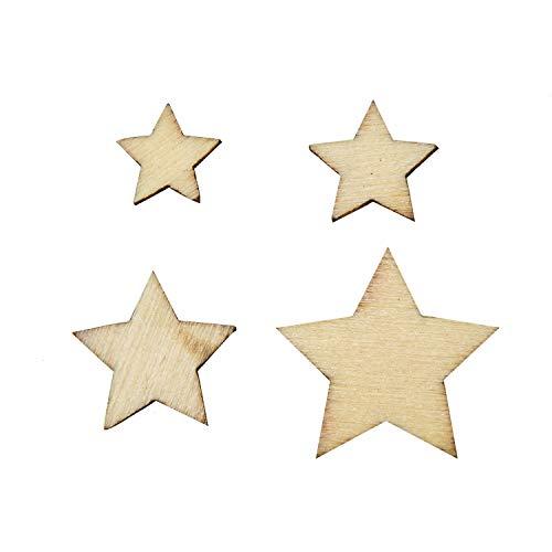 wood veneer stars - 7