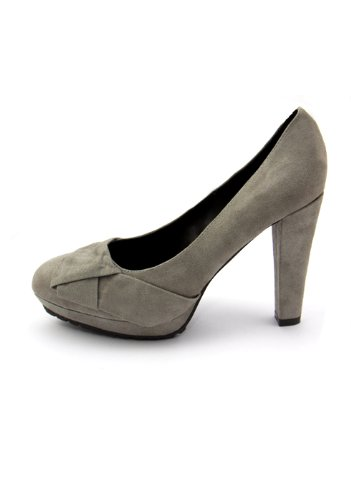 competitive price a5f05 628ae Pepa, Scarpe col Tacco Donna, Beige (Putty), 41.5: Amazon.it ...