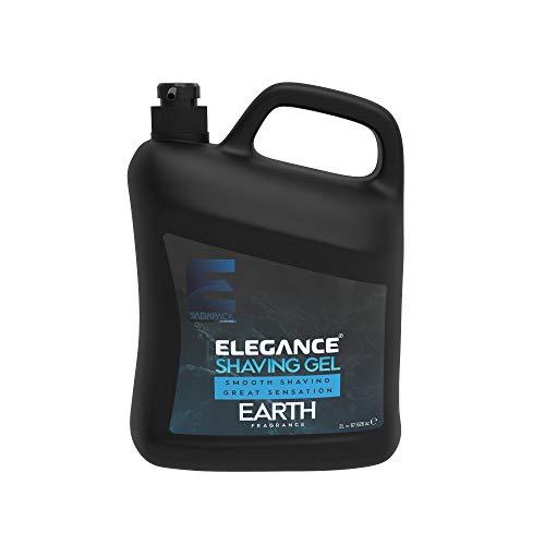 ELEGANCE GEL Shaving Gel - 67.62 Fl Oz