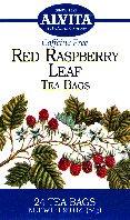 Alvita Red Raspberry Leaf Caffeine Free 24 Tea Bags