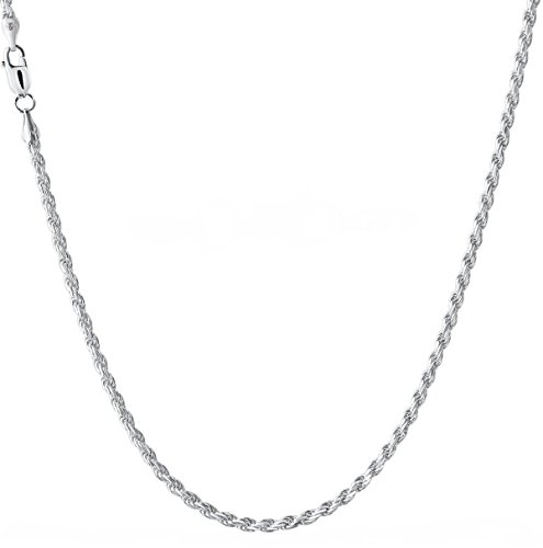 925 Sliver Necklace Women Jewelry fashion silver snake chain - 4