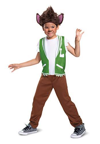 Lobo Howler Classic Costume Brown -