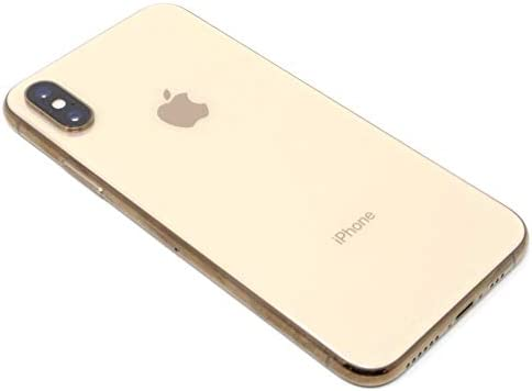 Apple iPhone Xs 5.8in Smartphone GSM Unlocked 64GB 12MP 4G LTE (Renewed) (Gold)