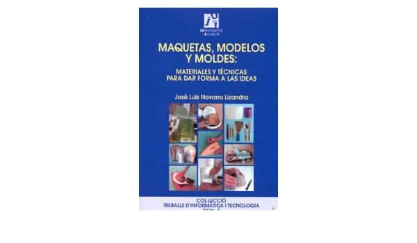 Amazon.com: Maquetas, modelos y moldes/ Mock-up, models and ...