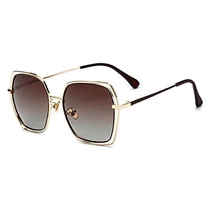 HYJ Nuevo polarizado Gafas de Sol para Mujer UV400 ...