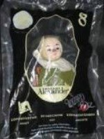 2008 #8 McDonald's Wizard of Oz Scarecrow Doll